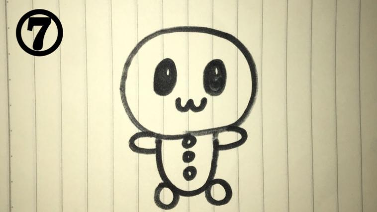 うーたんの絵描き歌7
