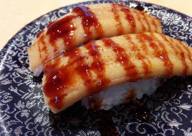 妊娠初期 回転寿司