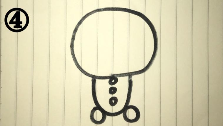 うーたんの絵描き歌4